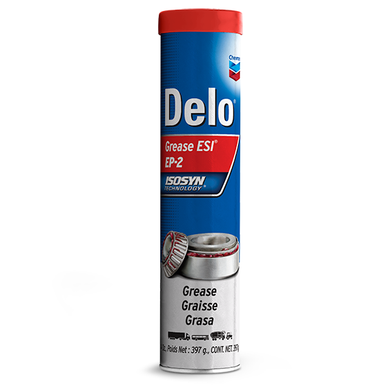 Delo Grease ESI EP Tube Case